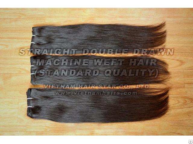 Manufacturer Wholesale Vietnam Human Weft Hair