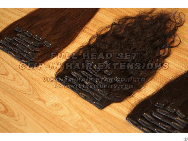 Virgin Vietnam Hair Extension