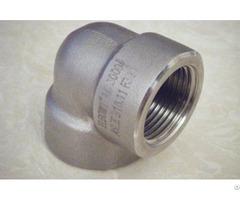 Astm B564 Uns N04400 45 Deg Scoket Welding Sw Elbow