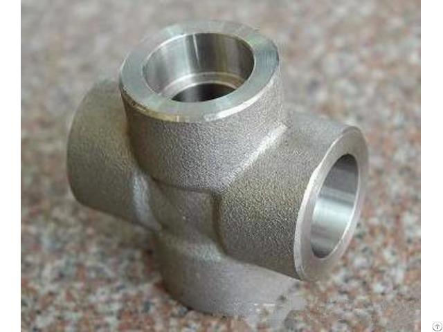 Astm A182 F44 Socket Welding Sw Cross