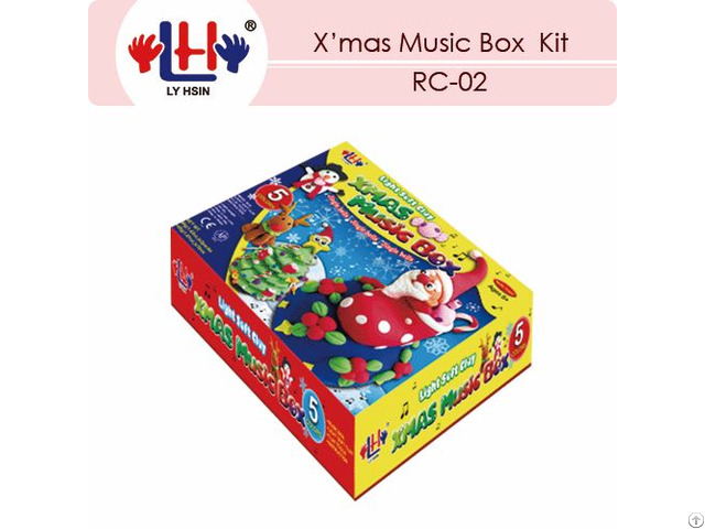 Xmas Music Box Kit