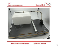 Professional Polystyrene Hot Wire Foam Cutter