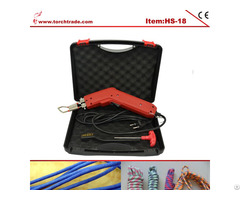 Electric Cutting Gun Hot Knife Rope Cutter