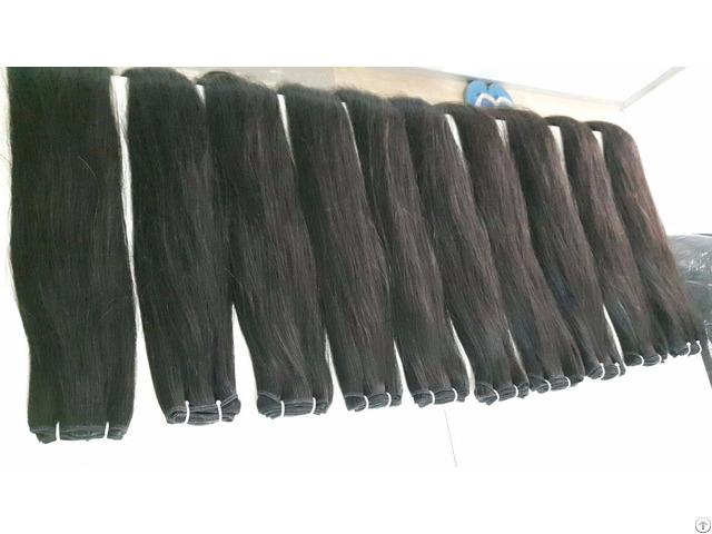 Factory Price Hair Weft Virgin Human