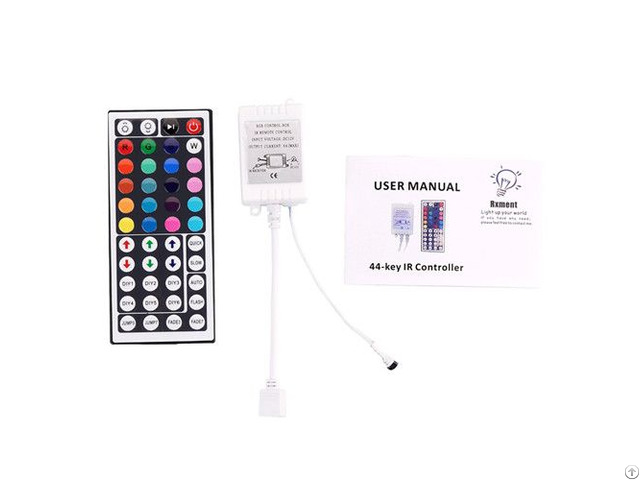 Rgb Led Strip Lights Control Box