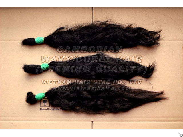 Vergin Remy Cambodian Human Hair