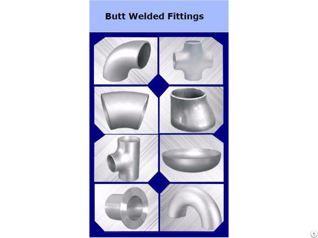 Butt Welded Fittings