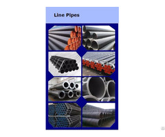 Line Pipes Api 5l A106 Gr B