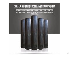 Tj 242 Elastomer Sbs Modified Bituminous Waterproof Membrane