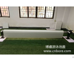 Manual Hard Swimming Pool Cover