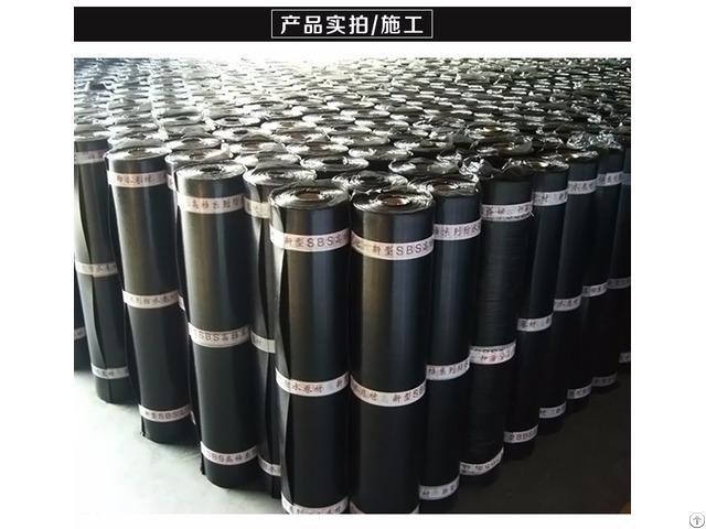 Tj 441 Self Adhesive Polymer Modified Bituminous Waterproof Membrane