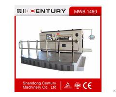 Semi Automatic Die Cutter Mwb1450