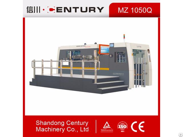 Automatic Top Feeder Die Cutter Mz1050q
