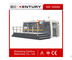 Automatic Top Feeder Die Cutter Mz1050q