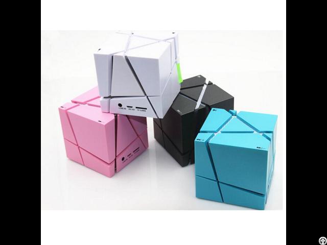 Gift Qone Creative Mini Wireless Bluetooth Speaker