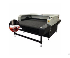 Digital Printed Vision Laser Cutting Machine