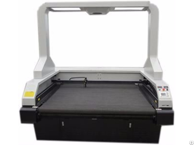 Sublimated Vision Laser Cutting Machine