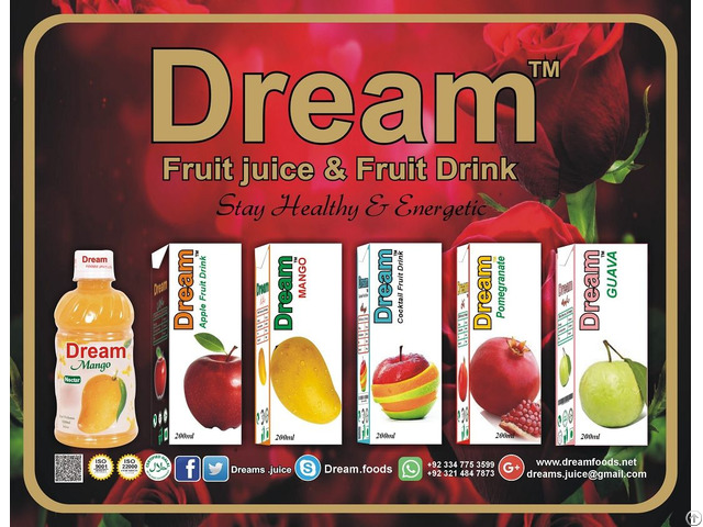 Dream Juice Pakistan