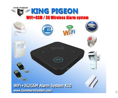 Wifi Gsm 3g Home Care Alarm System K10