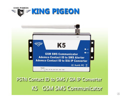 Gsm Communitcator Ademco Contact Id To Sia Ip Converter