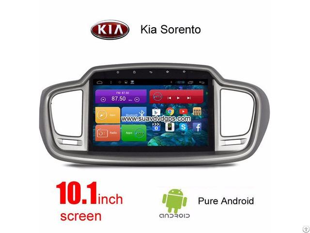 Kia Sorento Car Radio Video Camera Android Wifi Gps Navigation