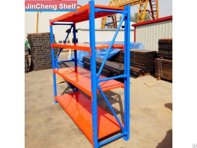 Medium Duty Warehouse Storage Shelving