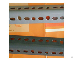 Slotted Angle Steels