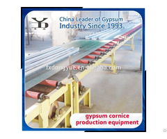 Gypsum Cornice Machine