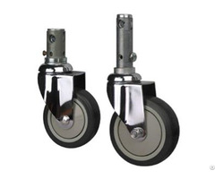 4inch Central Locking Caster Wheels
