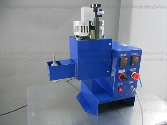 Hot Metl Gluing Machine