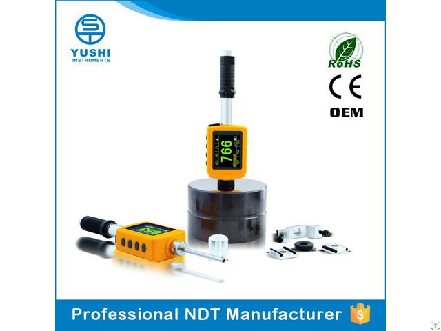 Leeb Hardness Tester Pen Type Design