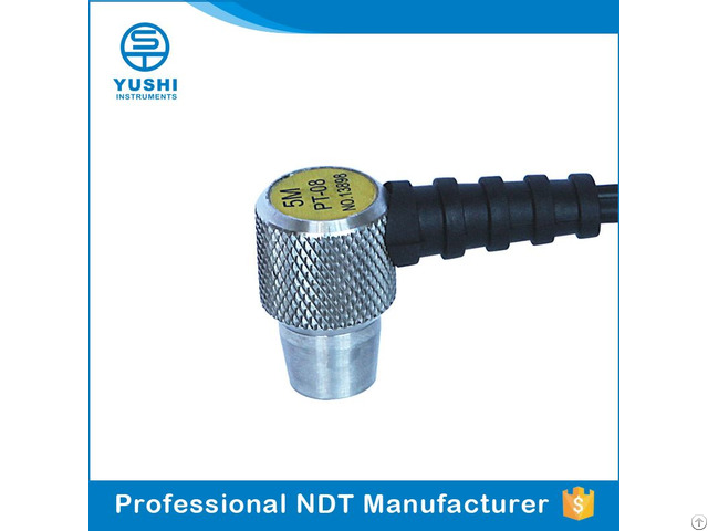 Ultrasonic Thickness Gauge Standard Probe Transducer Collection