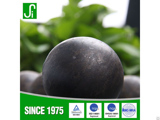 Casting And Forged Ball Mill Grinding Media Steel Balls