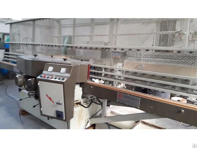 Straight Line Edging Machine Schiatti 2m