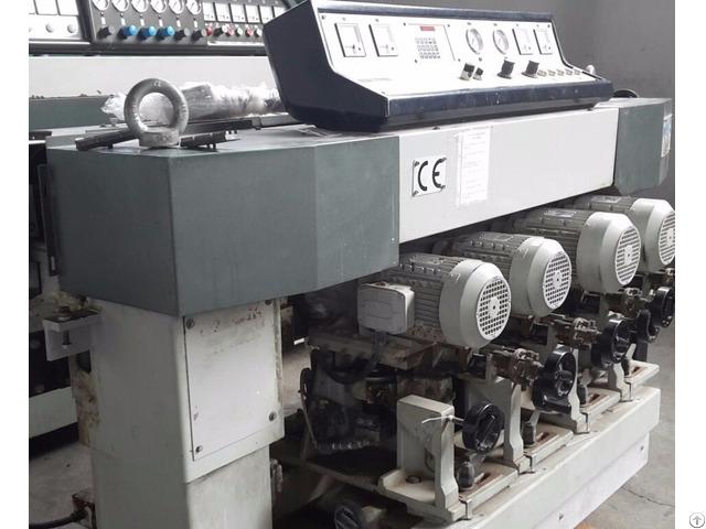 Straight Line Edging Machine Bavelloni Tm4