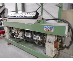Straight Line Edging Machine Bavelloni Pr88