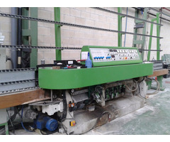 Straight Line Edging Machine Lattuada Tl9