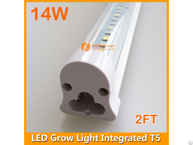 2ft 14w Led Grow Tube Light Replace Traditional Fluorescent Lamp