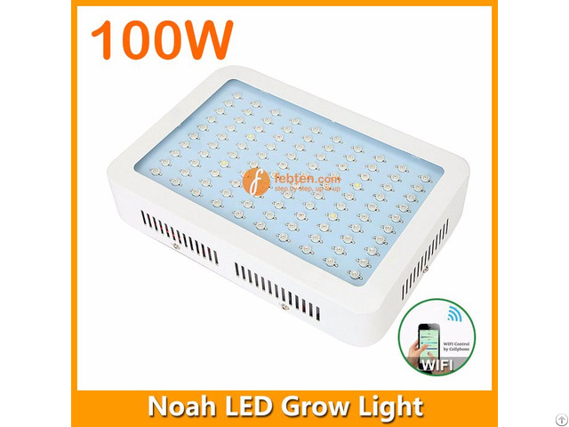 Wifi Control 100w Noah Led Grow Light