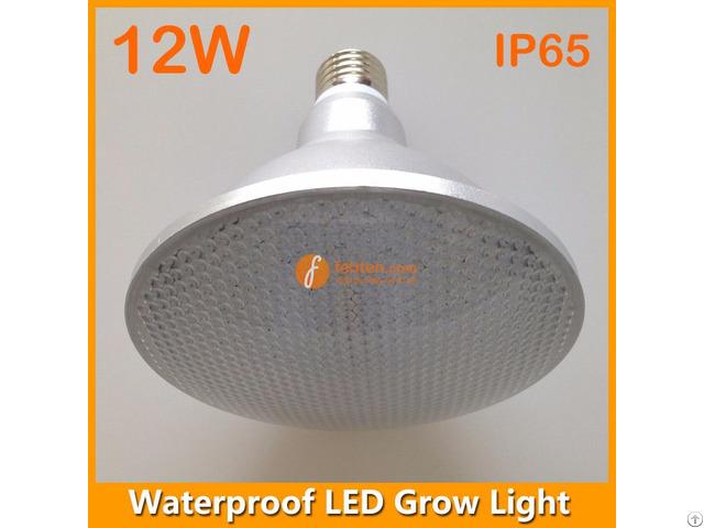 12w Ip65 Led Grow Bulb