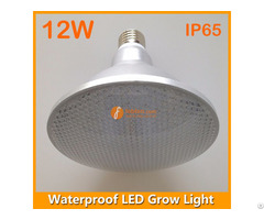 12w Ip65 Led Grow Bulb