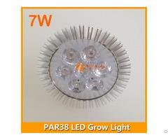 7w E27 Led Grow Bulb