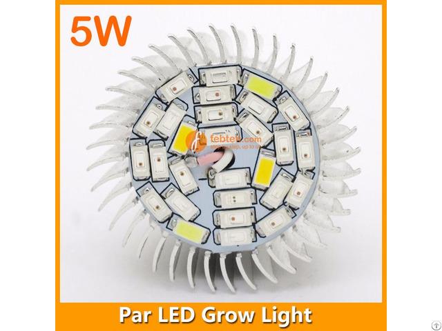 5w Led Plant Light Smd5730