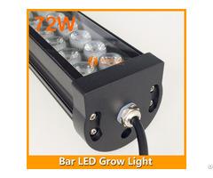 1m 72w Waterproof Led Plant Light Bar