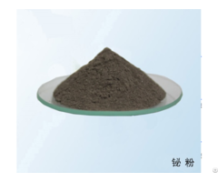 High Puirty Bismuth Metal Powder Low Price From China
