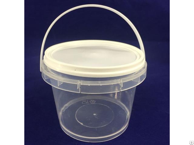 500ml Round Plastic Bucket