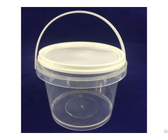 500ml Round Plastic Bucket