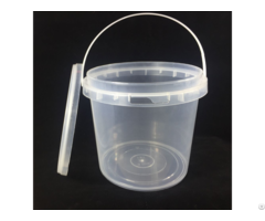 Wholesale Food Grade 2l Plastic Bucket From China