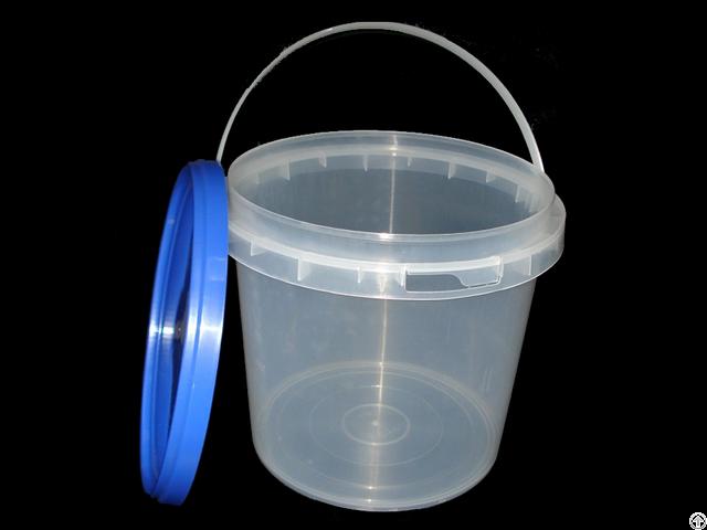 Hot Sale Food Grade 5l Round Plastic Bucket