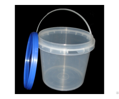 Hot Sale Food Grade 5l Round Plastic Bucket